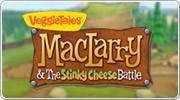 Banner: MacLarry & The Stinky Cheese Battle DVD
