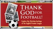 Banner: Thank God for Football DVD