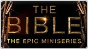 Banner: The Bible Mini Series DVD - As Seen on TV