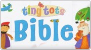 Banner: Tiny Tots Bible