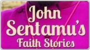 Banner: True Stories of Faith Changing Lives