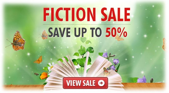 Christian Fiction Sale