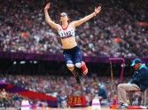 God of the second chance: Paralympic Star's dream