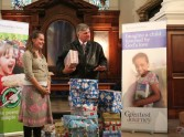 Operation Christmas Child Launch Shoebox Campaign