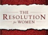 The Resolution For Women: what's in the book