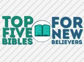 Eden's Top 5 Bibles for New Believers