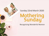 10 Gift Ideas for Mothering Sunday