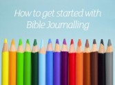 How to get started with Bible Journalling