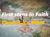 First Steps in Faith: Choosing a Bible