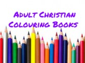 Christian Colouring Books for Adults