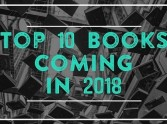 Top 10 Books Coming in 2018
