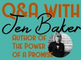 Q&A with Jen Baker, Author of Power of a Promise