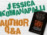 Q&A with Jess Komanapalli