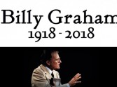 Remembering Billy Graham - 1918-2018