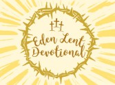 Lent Reflection - Megan Daffern