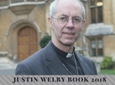New Justin Welby Book for 2018