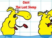 Cecil the Sheep Introduces the Lost Sheep Series