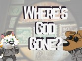 Where's God Gone? New from Andy Robb