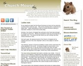Church Mouse Bites Again