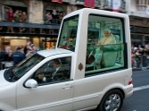 Eco Popemobile Competition