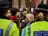 Occupy Activists told to leave St Pauls