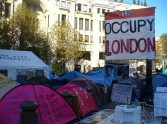 Occupy eviction - Cathedral accused