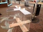 The (not so) old perspex cross