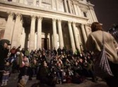 Cathedral protestors demand answers