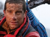 Alpha male Grylls leaves Discovery