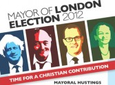 Mayoral candidates face Christian challenge