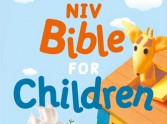 NIV Bible for Children with stories and CD