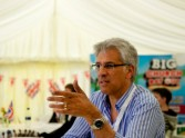 Interview: Stop the Traffik's Steve Chalke