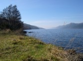 Nessie is cited - but not sighted