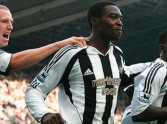 Shola Ameobi: shining for Christ and 'The Toon'