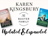 The Baxter Family: 23 life-changing novels