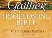 Interviewing the Gaithers on the Homecoming Bible
