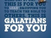 Tim Keller Takes on Galatians