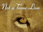 Not a Tame Lion - a Lent course on C S Lewis' Narnia films by Hilary Brand.