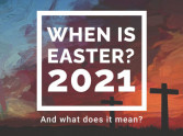 When is Easter 2018?