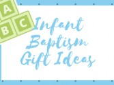 Baptism Gift Ideas