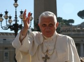 Pope May Visit Ireland In 2012