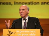 Vince Cable to speak at Church debate