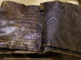 'Secret Bible' under scrutiny
