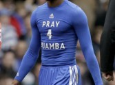 Football fans unite in prayer for Fabrice