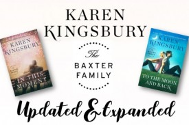 An epic of family and romance, the account of the lives and loves of the Baxter family and those around them has grown into one of the biggest Christian book series of all time.