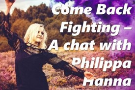 I have a chat with Philippa Hanna about her new album, Come Back Fighting, as well as country music, dinosaurs, Tom Hanks, and about not giving up.
