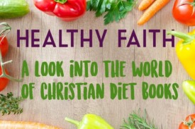 One of the bestselling book trends of recent years, we take a peek into the world of Christian Diet Books