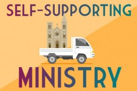 Self-supporting Ministry by John Lees explores the practical benefits and challenges of being an SSM.