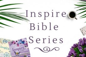 Introducing two new editions to the The NLT Inspire Bible Series