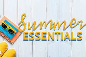 Our top picks from our Summer Essentials Sale